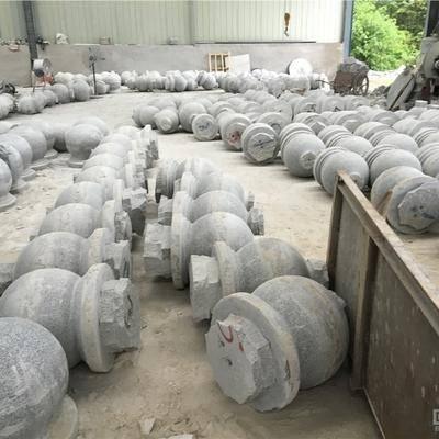 厂家超低价供应湖北白麻圆球