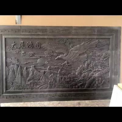 雅蒙黑石雕