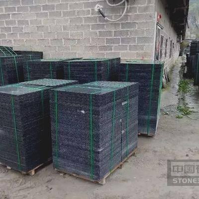 芝麻黑工程地铺板