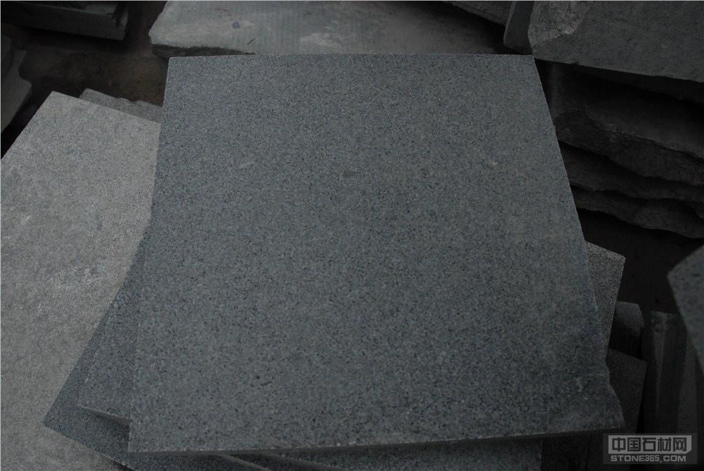 长泰G654芝麻黑光板