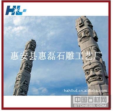专业提供 园林景观石雕 文化柱