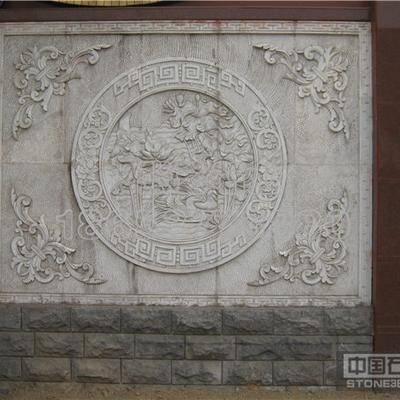 石雕照壁  2