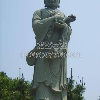十八罗汉雕像 石雕
