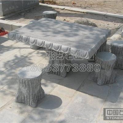 石桌 石凳  14