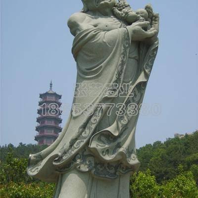 十八罗汉雕像 3