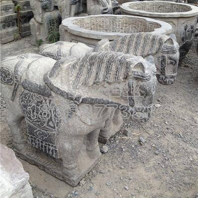 仿古雕塑  7