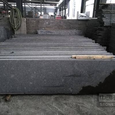 宜宾蒙古黑石材机切面条板