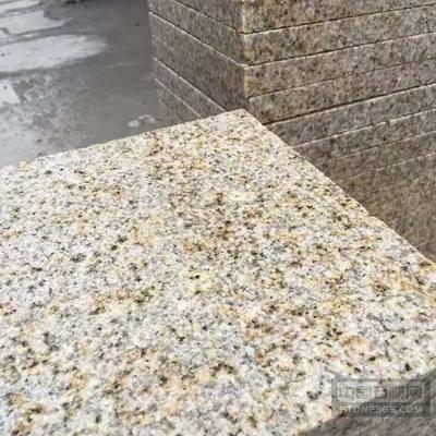 荔枝面黄锈石工程用石