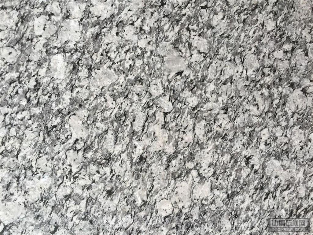 广西浪花白石材光面G4418