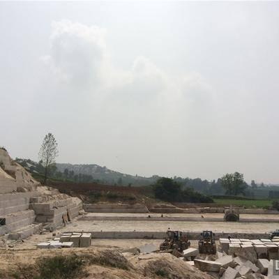 河南黄金麻矿山