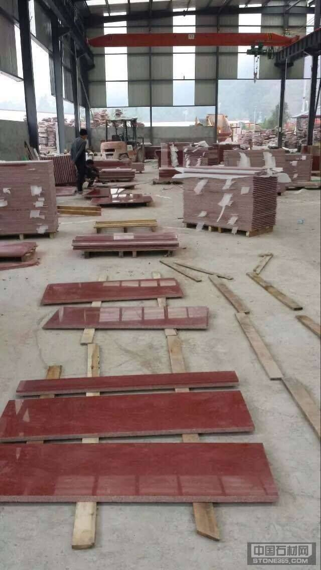 中国红大板排版