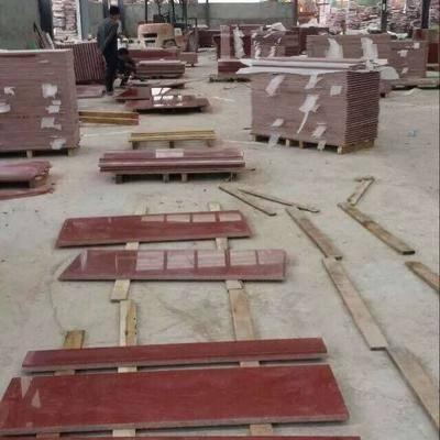 中國紅大板排版
