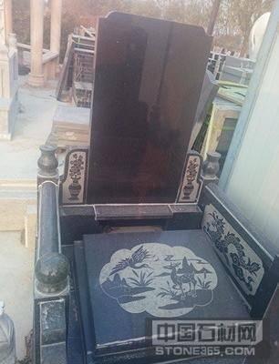 吉林黑成品墓碑