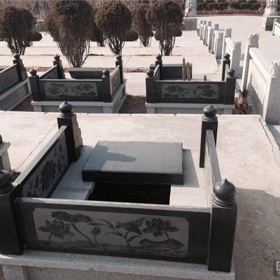 吉林黑成品墓碑(4)