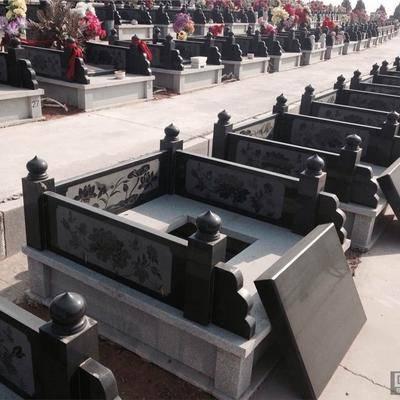吉林黑成品墓碑(3)