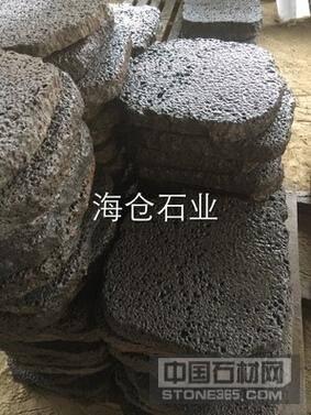 机切面 蜂窝石