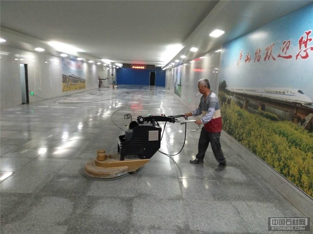 九江县大理石翻新结晶镜面抛光