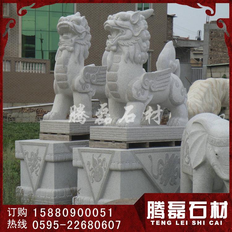 石雕貔貅加工 貔貅石雕尺寸