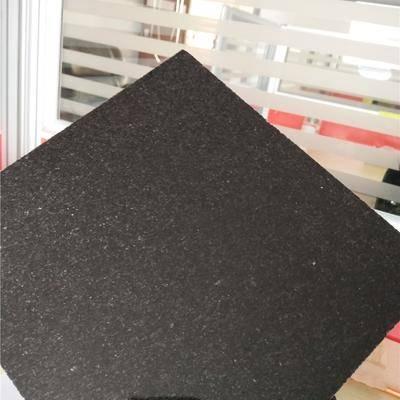 供应黑色花岗岩 中国黑染色板