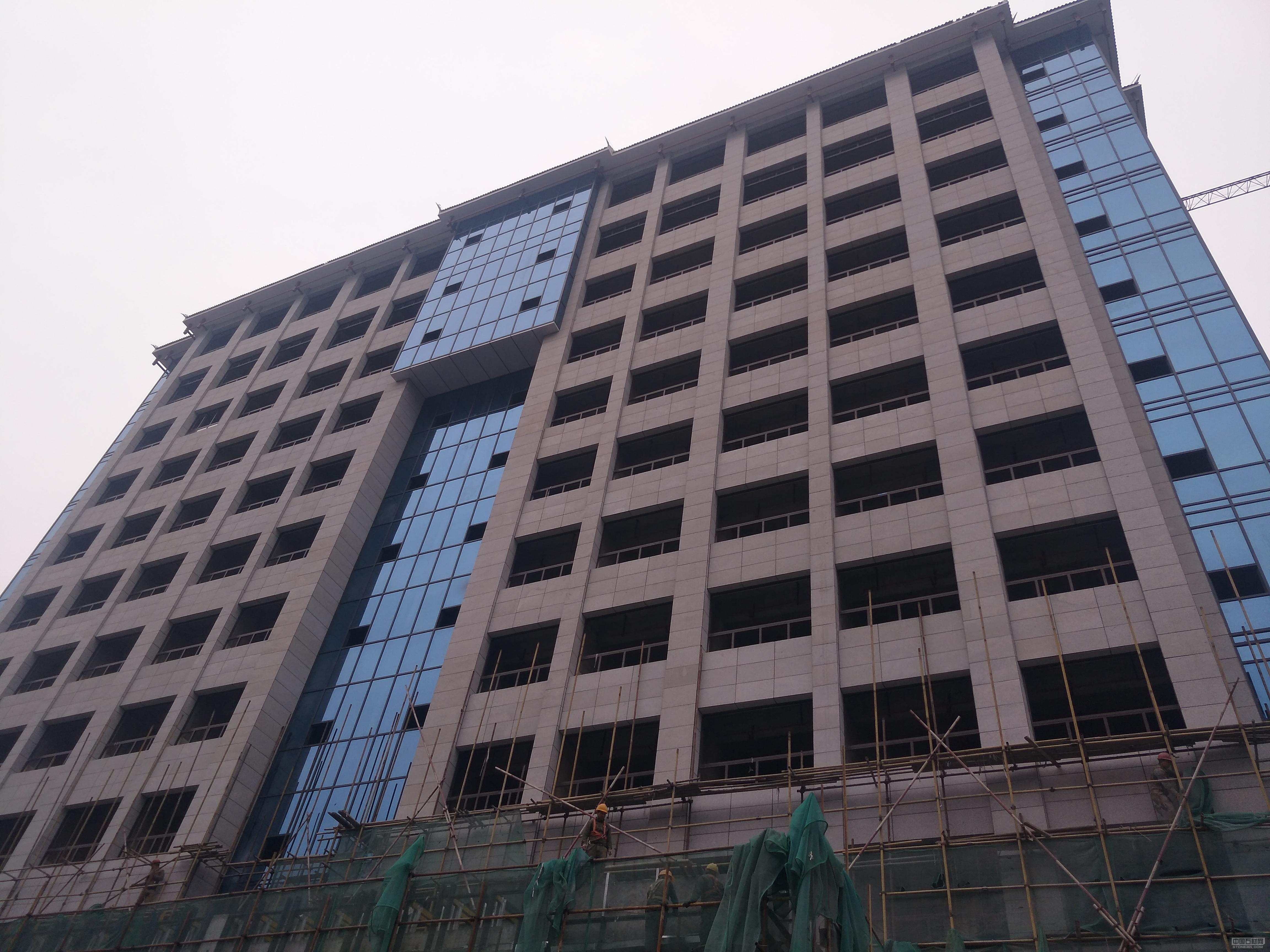 剑河县中医院梨花红荔枝外墙干挂