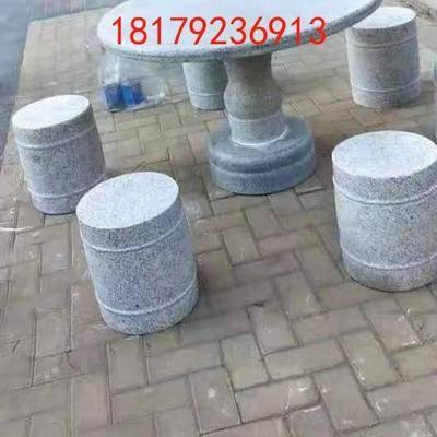 徐州市市政园林石桌石椅生产厂家