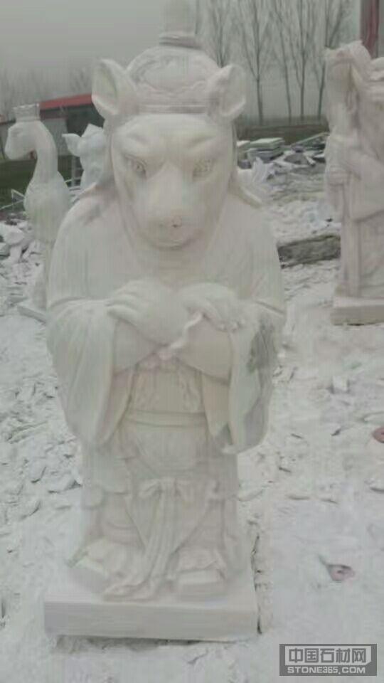 提供十二生肖动物雕塑动物雕塑