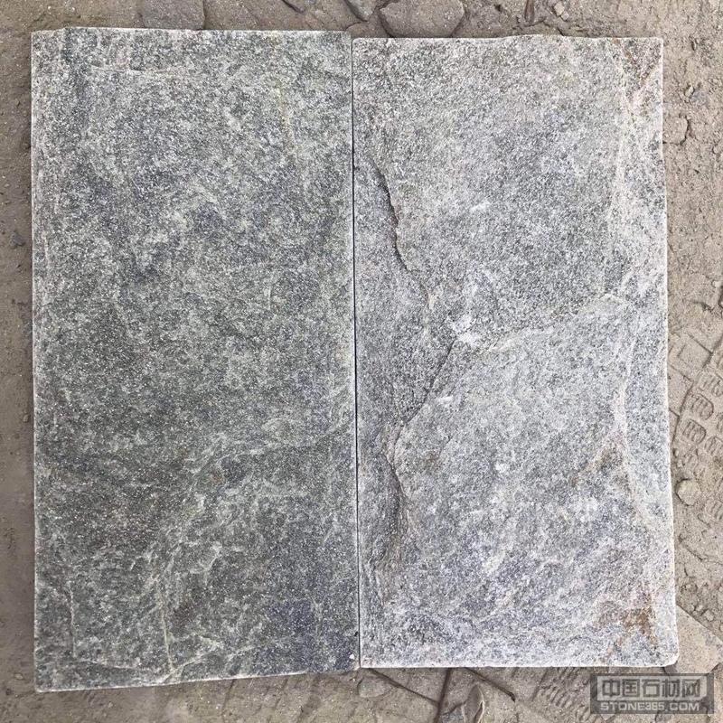 绿石英蘑菇石 天然外墙文化石