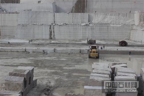 大明石材矿山