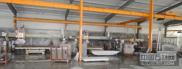 大明石材厂房