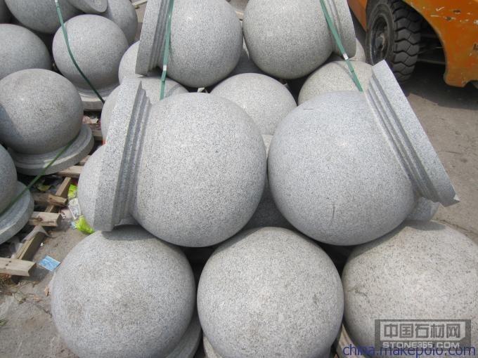芝麻白圆球