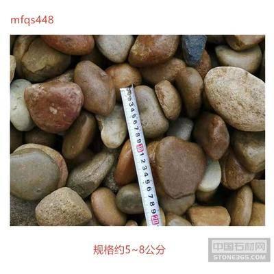 5至8公分鹅卵石 广东鹅卵石厂