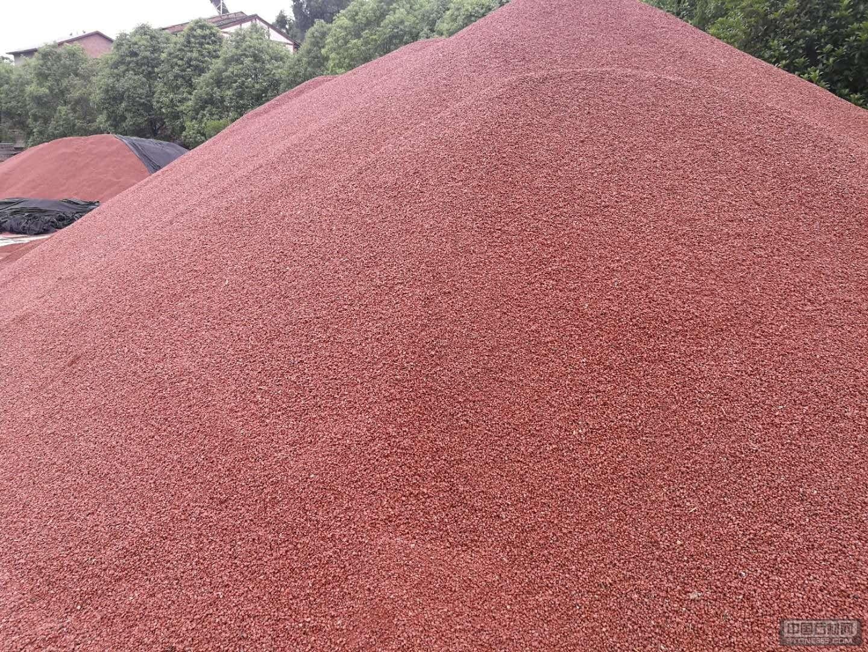 大量供应中国红砂石