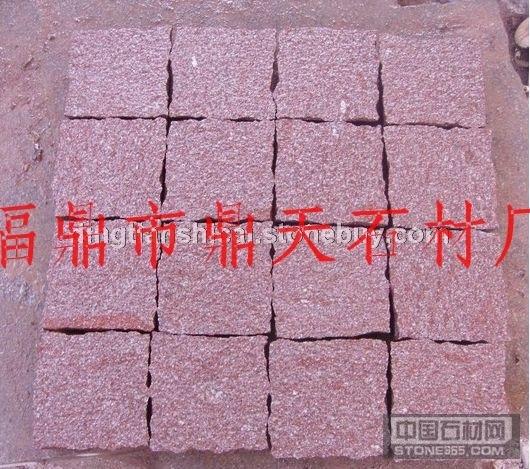 福寿红自然面小方块