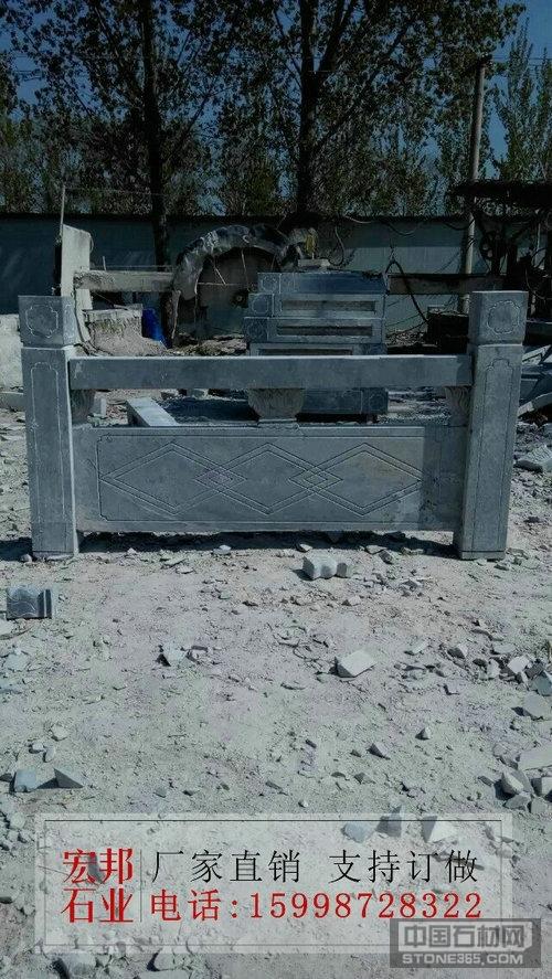 山东石雕栏杆