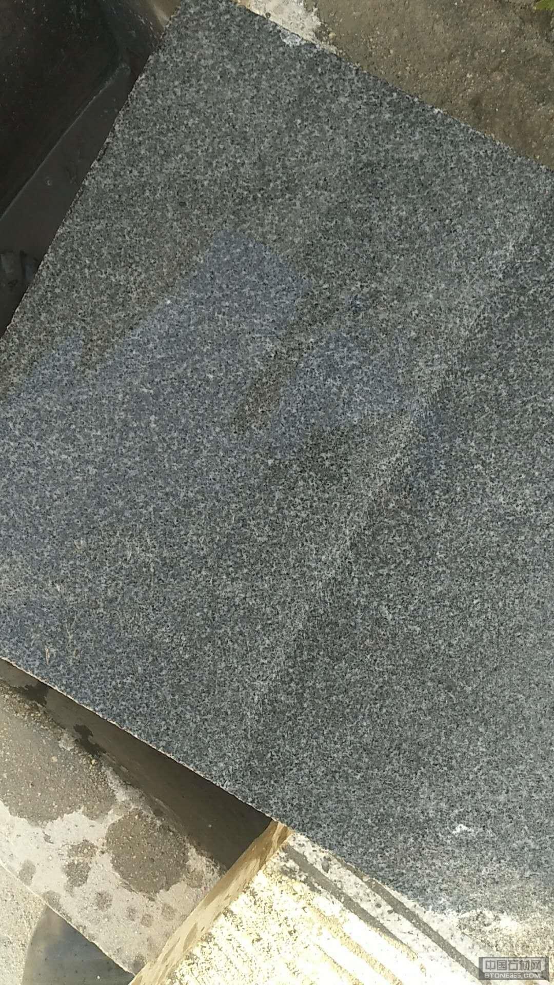 芝麻黑石材G654