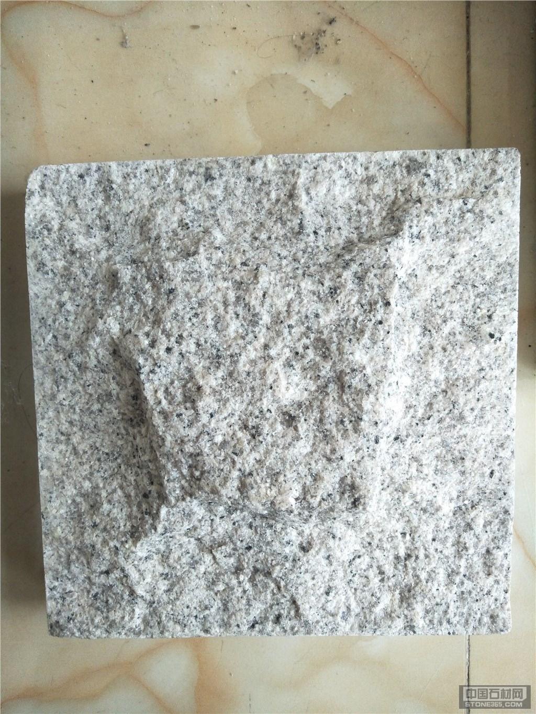 白锈石芝麻白蘑菇石