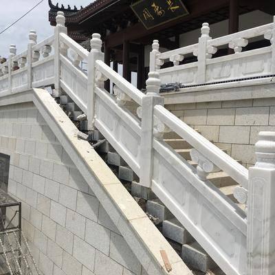 广西白中式栏杆