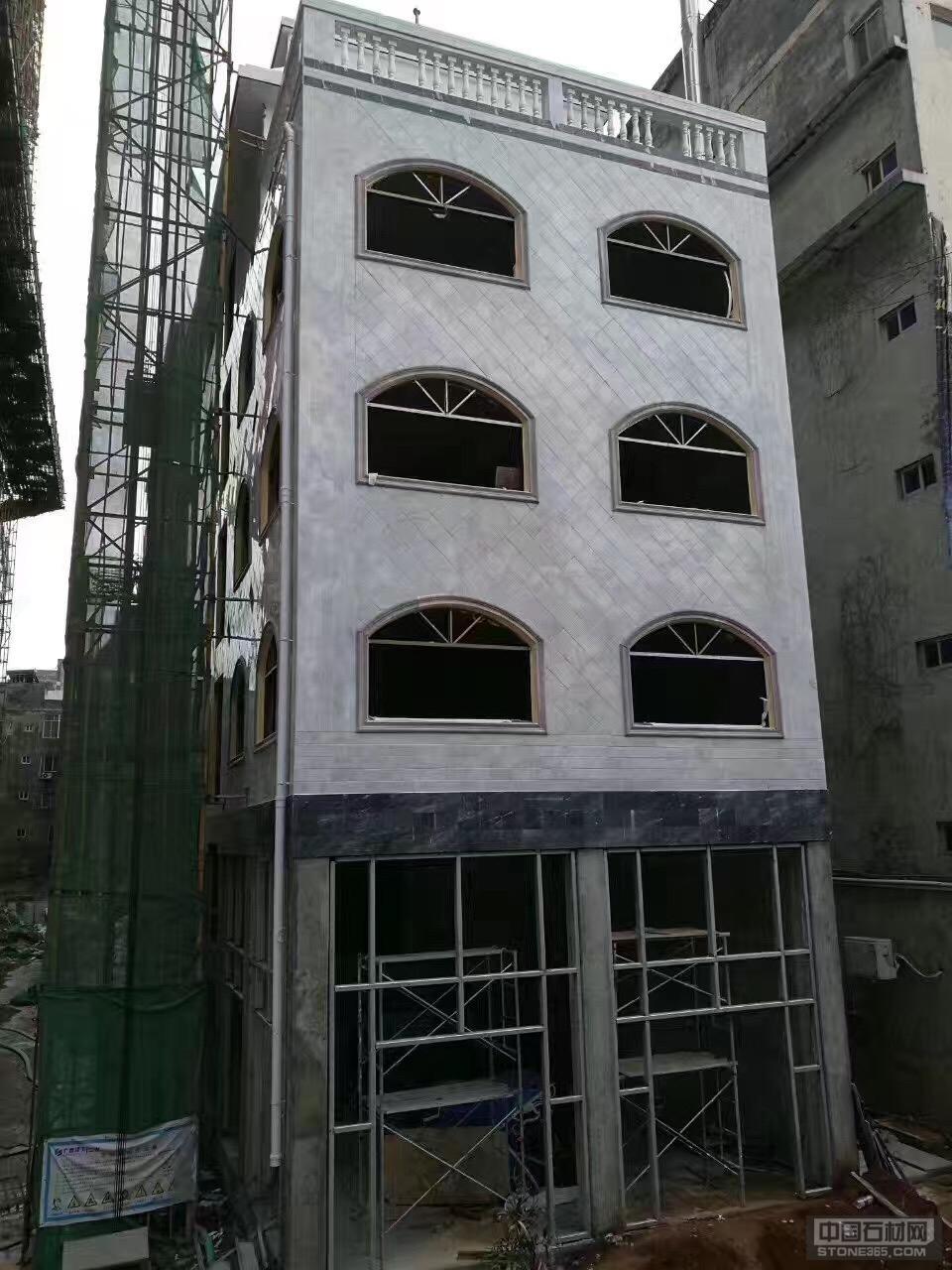 广西白工程案例