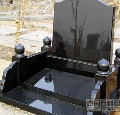 山西黑墓碑黑色墓碑