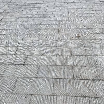 防滑路面石