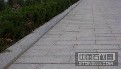路面防滑石花岗岩盲道石