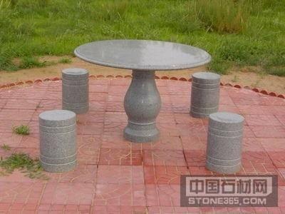 石桌石椅石亭