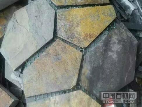 江西冰裂纹板岩