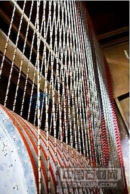 金刚石绳锯串珠