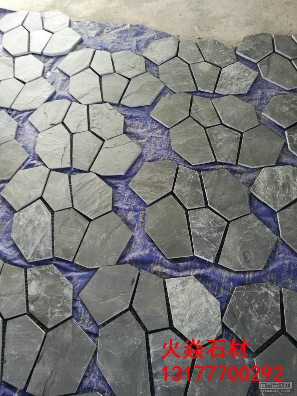 江西青石龟裂石