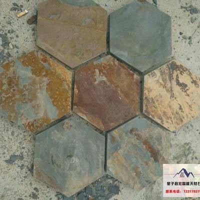 江西板岩锈石板锈板