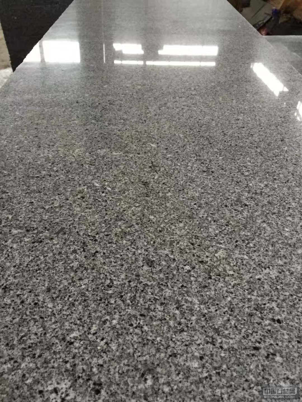 安徽614芝麻灰石材中国灰麻