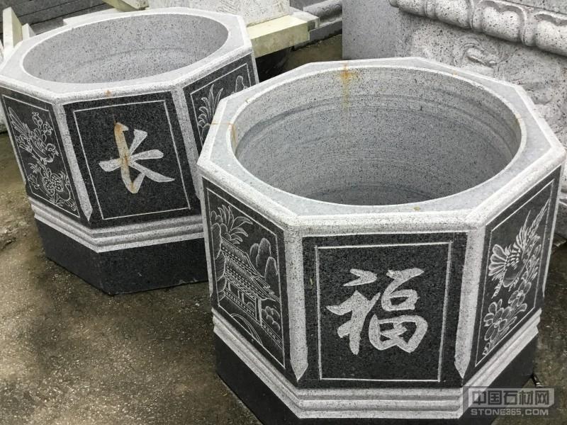 安徽芝麻灰石雕