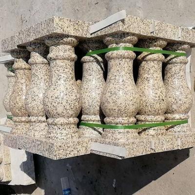 江西黄金麻异形花瓶栏杆圆柱别