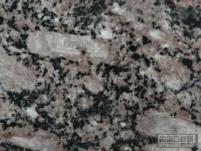 中国棕花岗岩